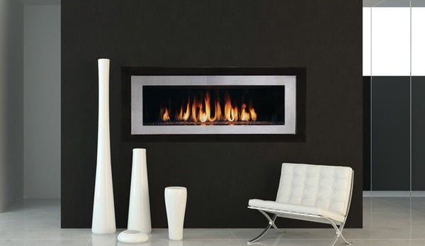 Rhapsody Linear Gas Fireplace