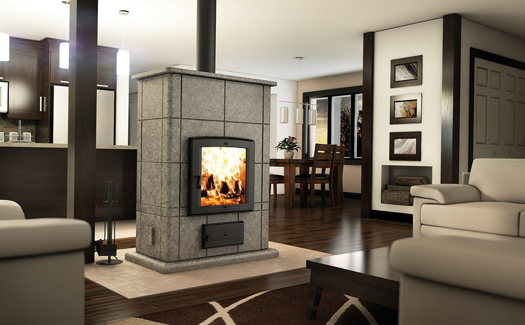 Masonry Heater FM400 Mass Fireplace