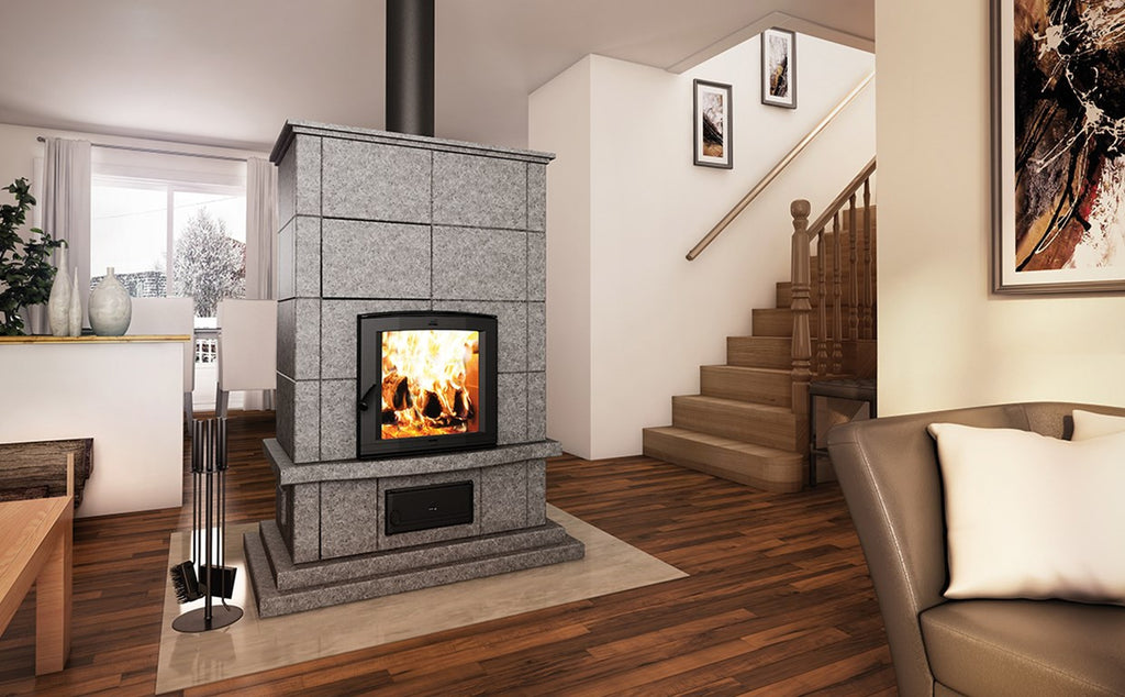 Masonry Heater FM1000 Mass Fireplace