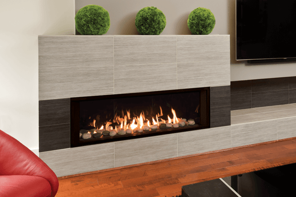 L2 Linear Fireplace