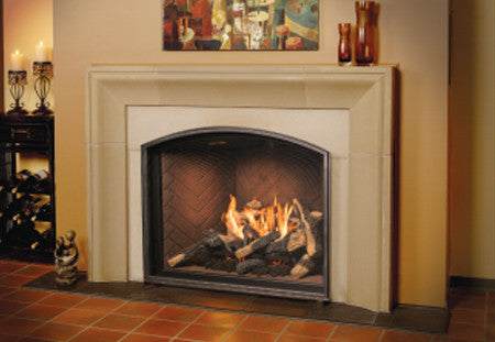 Town and Country TC36 Arch Fireplace
