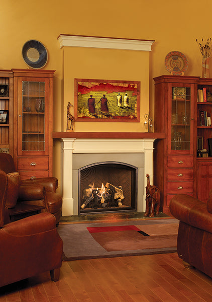 Town and Country TC36 Arch Fireplace - Click Fire Inc.