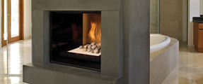 Town and Country TC36 See-Thru Fireplace