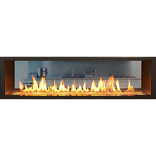 Town and Country WS54 See-Thru Widescreen Fireplace
