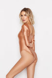 FATE ONE-PIECE - NUDE - Ris-k Swimwear