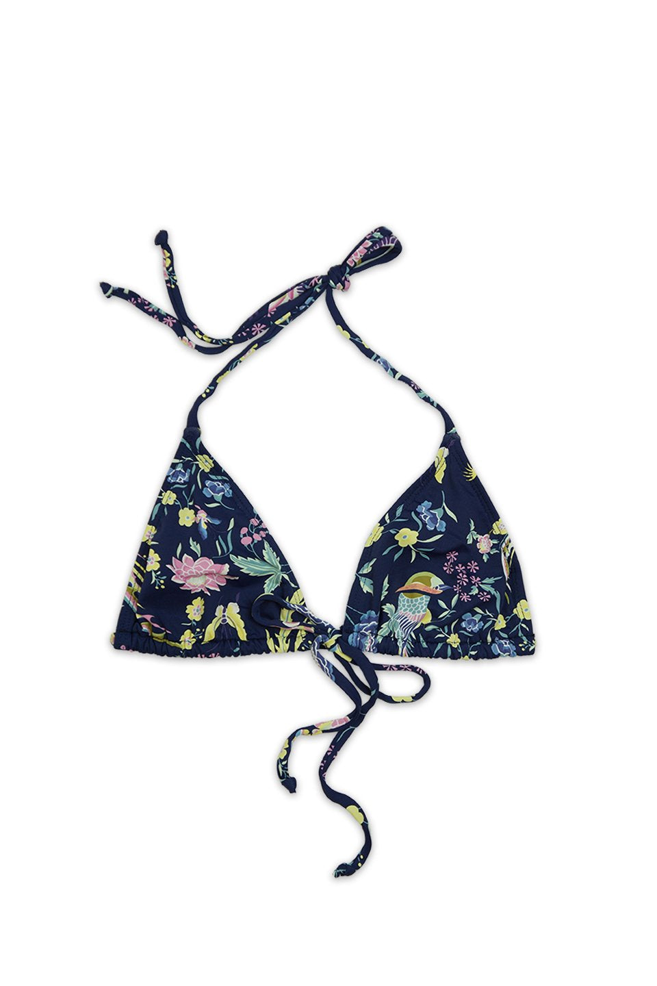 DESTINATION  BIKINI TOP - VAGABOND MULTI - Ris-k Swimwear