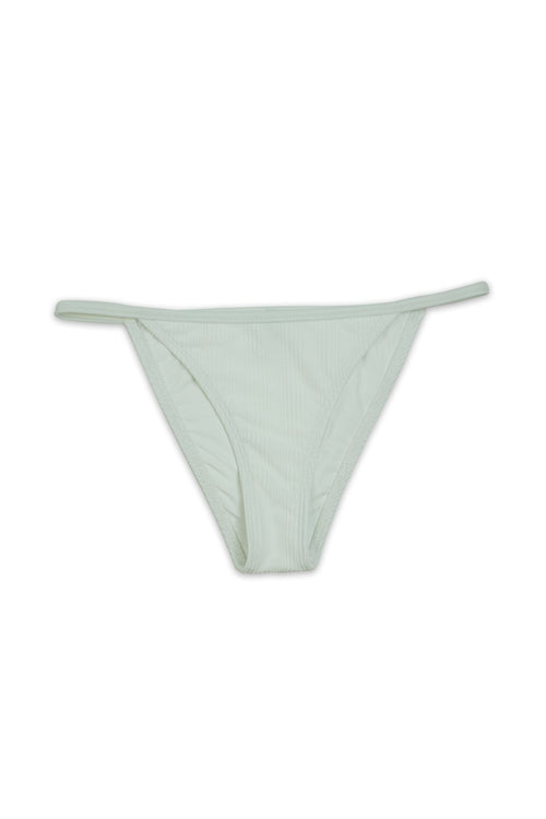 Risk Swimwear IDYLLIC  Bikini Bottom in Salt - Front - RIS-K