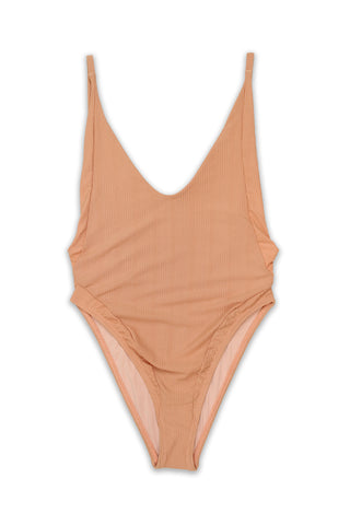 VOYAGER ONE-PIECE SWIMSUIT -  HIBISCUS