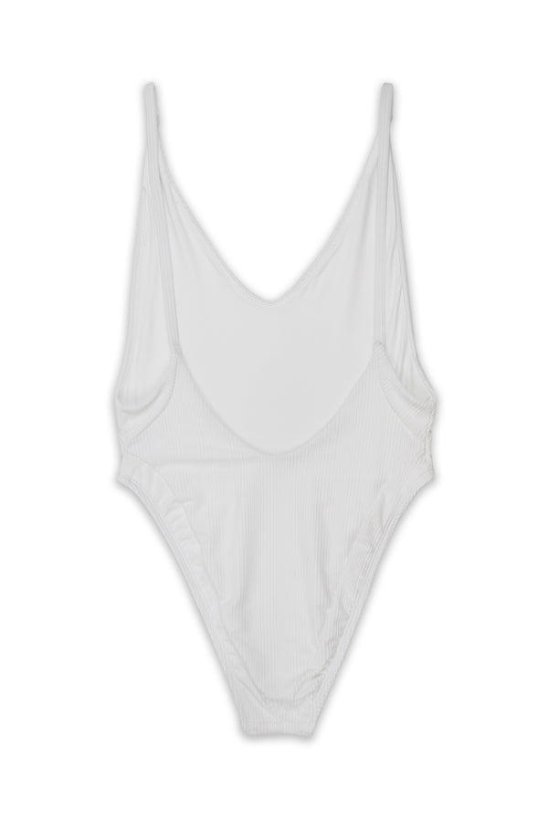 VOYAGER  ONE-PIECE SWIMSUIT - SALT - Ris-k Swimwear
