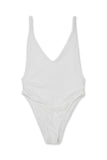VOYAGER ONE-PIECE - SALT RIBBED