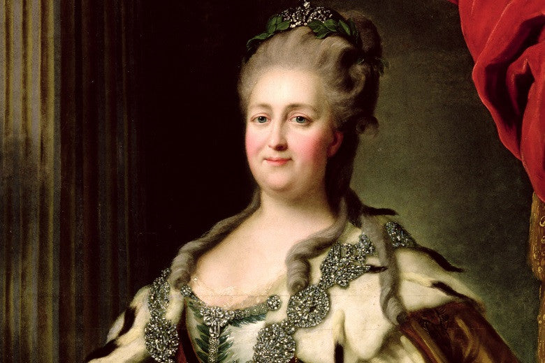 Russia's Catherine the Great's Rules of Etiquette - Part I