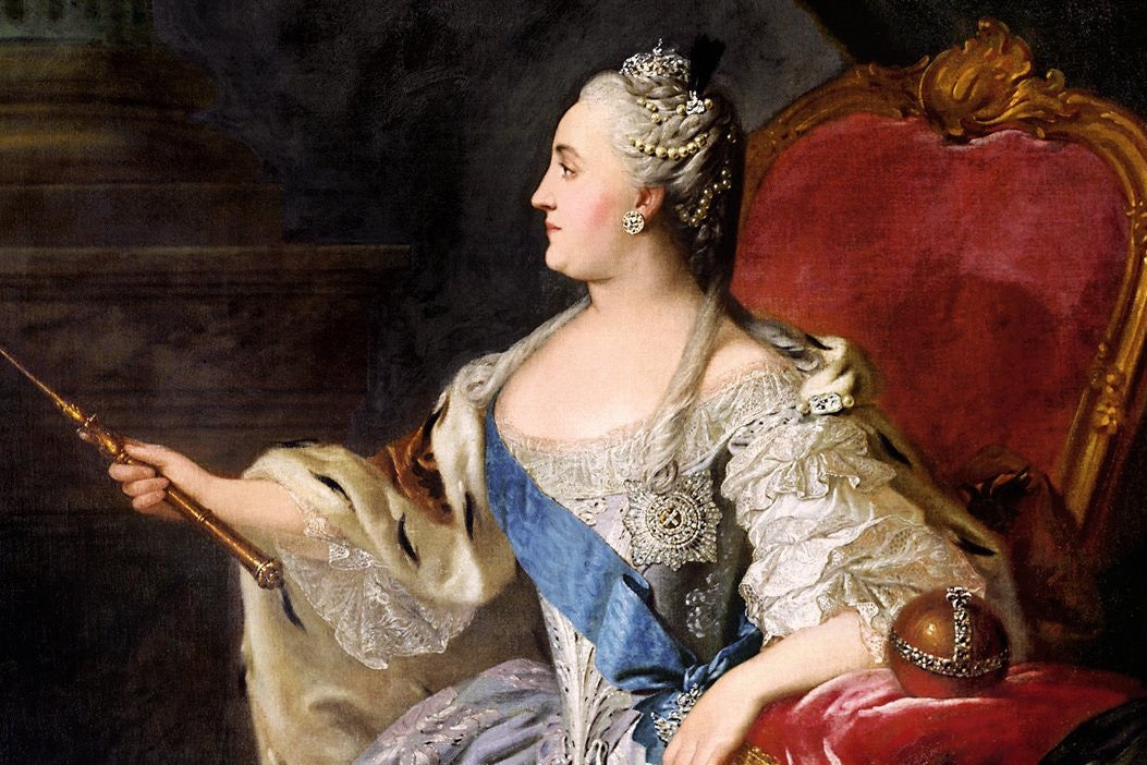 Russia's Catherine the Great's Rules of Etiquette - Part II