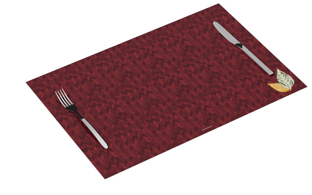 Thanksgiving Placemats pad