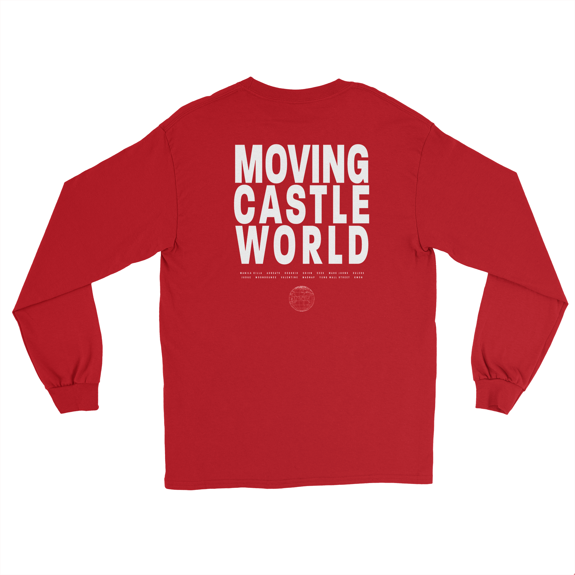 Moving Castle World LS