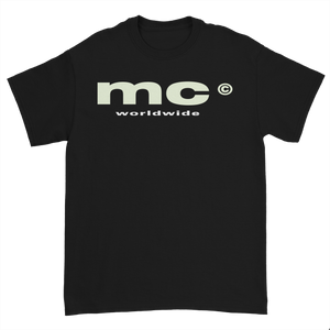 MC WORLDWIDE 2019 TEE - BLACK