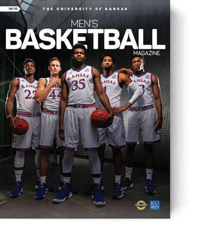 2018-2019 KU Men's Basketball Magazine