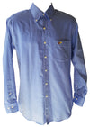 Jayhawk Blue Oxford Shirt