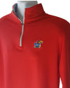 Red Kansas Perth Performance Pullover