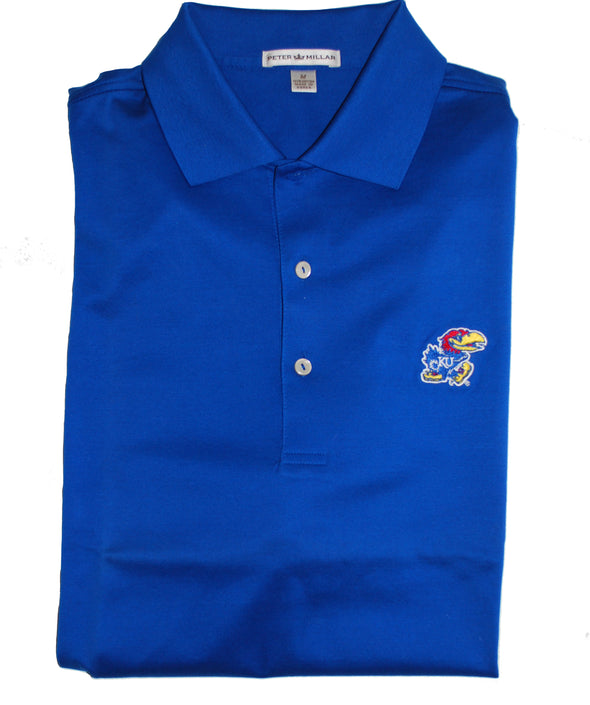 Blue Kansas Polo