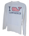 White I Whale Lawrence Pocket Long-Sleeve T-Shirt
