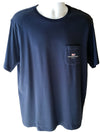 Navy I Whale Lawrence Pocket Short-Sleeve T-Shirt