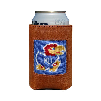 Kansas Needlepoint Can Cooler