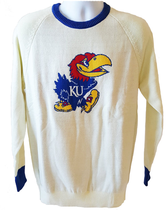 Kansas Mascot Sweater