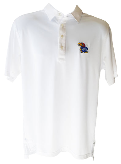 White Kansas Polo