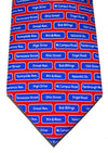 Lawrence Street Signs Tie