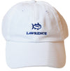 "White ""Lawrence"" Skipjack Cap"