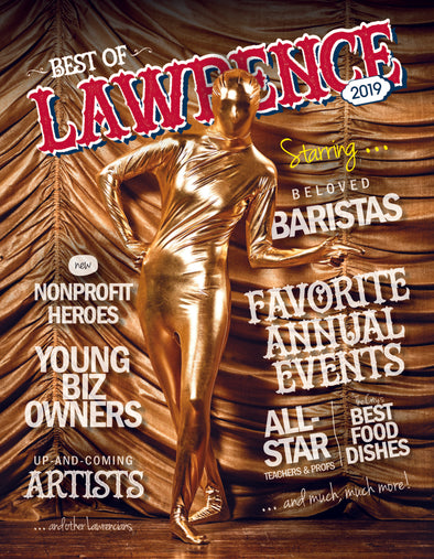 2019 Best of Lawrence Magazine