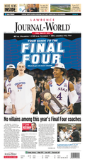 Your Guide To The Final Four (March 30th, 2018) - Special Edition of the Journal-World