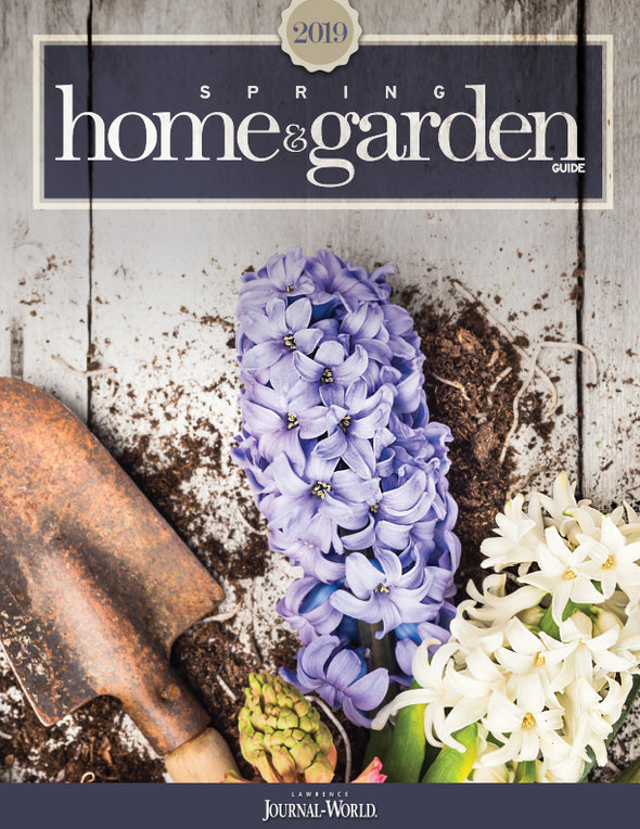 2019 Spring Home & Garden Guide Magazine