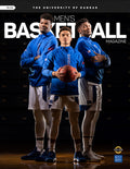 2019-2020 KU Men's Basketball Magazine