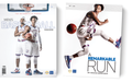 2017-2018 Basketball Magazine Set: KU Men's Basketball Magazine + A Remarkable Run Yearbook Magazine