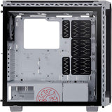XPG BATTLECRUISER Super Mid- Tower PC Chassis(White)