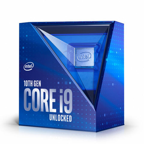 Intel CORE I9-10850K 3.6GHZ (COMET LAKE) SOCKET LGA1200 PROCESSOR - RETAIL