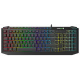 Game Max Pulse Colour RGB Keyboard with Pulsing Mouse