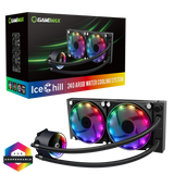 GameMax Ice Chill 240mm ARGB AIO Water Cooler