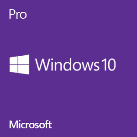 Windows 10 Professional 64-bit OEM DVD - Lightning Computers