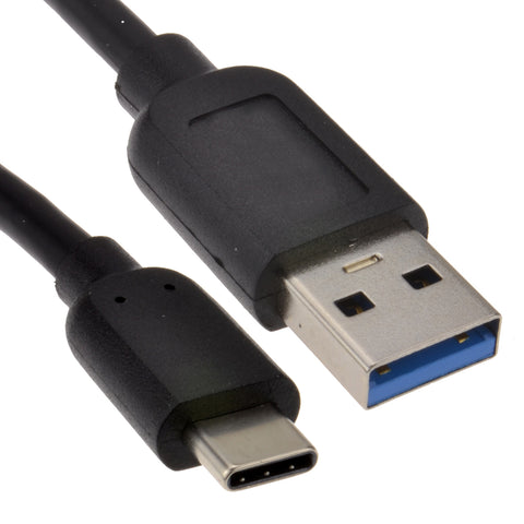 USB 3.1 Type C Male to Type A Full Feature Gen 1 Cable 5Gb 3 Amp 1m