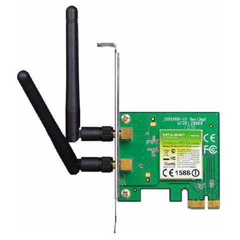 TP-LINK TL-WN881ND 300Mbps Wireless N PCI Adapter - Lightning Computers