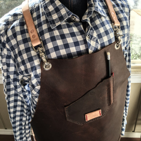 Leather Craftsman's Apron