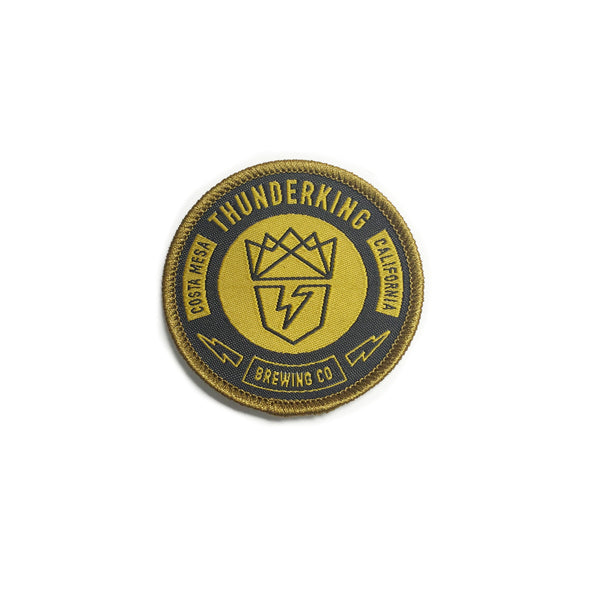 Thunderking Circle Seal Patch