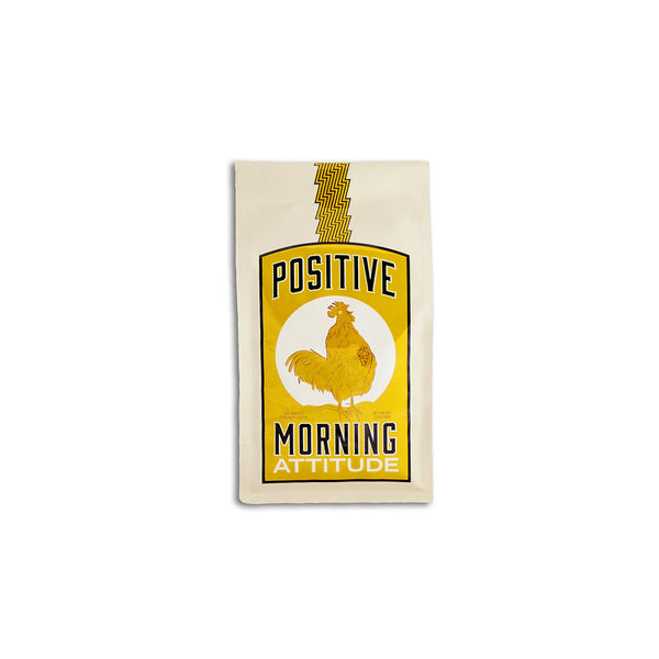 Positive Morning Attitude Organic Coffee Beans