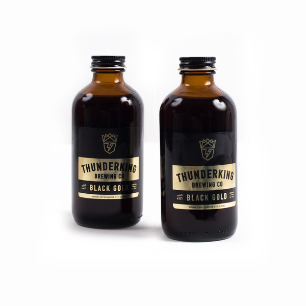 Black Gold Nitrogen Concentrate 8oz. (multi-pack)