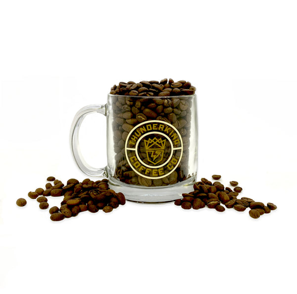 coffee mug organic coffee glass beans coffee cup coffee lover coffee