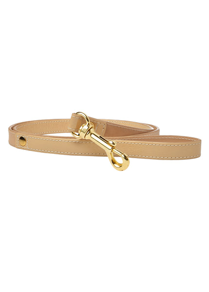 Classic Patent Dog Lead Nude