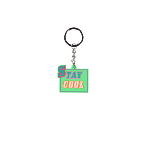 Stay Cool Keychain