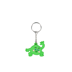 Cuties Keychain (Green)